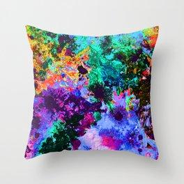 90's Windbreaker Throw Pillow