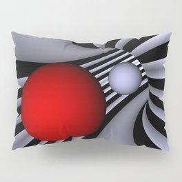 opart tunnel -4- Pillow Sham