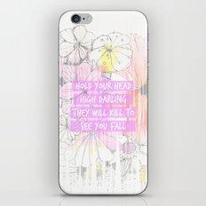 DARLING01 iPhone & iPod Skin
