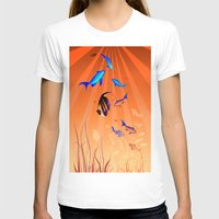 under the sea T-shirts featuring Under The Sea by Robin Curtiss