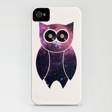 Owl Night Long Slim Case iPhone (4, 4s)