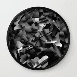 pieces of me Wall Clock