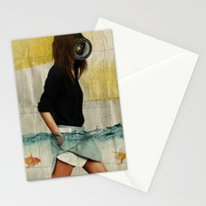 Deep Water Running Stationery Cards