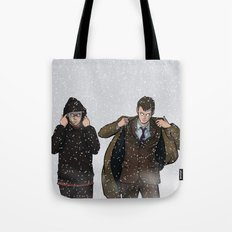 TIME BROS - Doctor Who Tote Bag