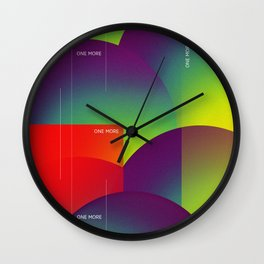 One more Wall Clock
