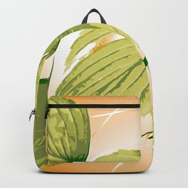 Ficus Plant 9 Backpack