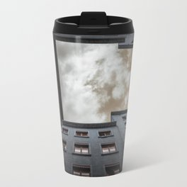what's up in Lyon?.. Travel Mug