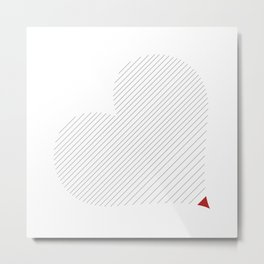 Heart (13) Metal Print