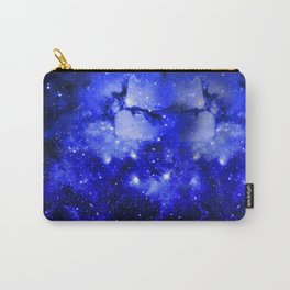 Light Blue Carry-All Pouch