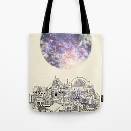 Cincinnati Fairy Tale Tote Bag