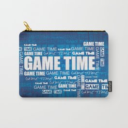 Game Time Carry-All Pouch