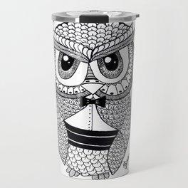 Richie the Owl Travel Mug