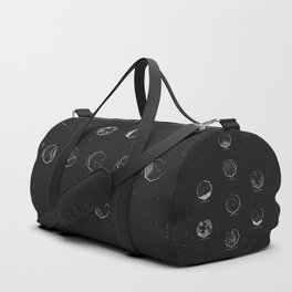 The Nine Realms - Nordic World Map Duffle Bag