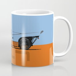 Vintage Le Mans race car livery design - 917 Coffee Mug
