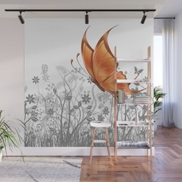 Fantasy Butterfly #4 Wall Mural