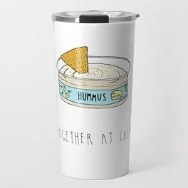 Hummus and Chips Travel Mug
