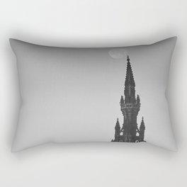 Moonlight in Edinburgh Rectangular Pillow