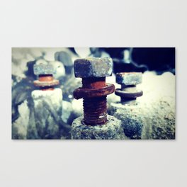 Bolt Trio Canvas Print