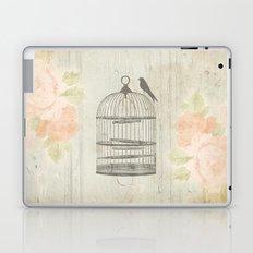 Rustic Birdcage Laptop & iPad Skin