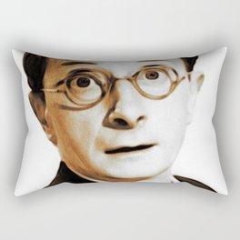 Charles Hawtrey, Carry On Legend Rectangular Pillow