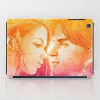 valentine iPad Cases featuring Valentine by Aurora Wienhold
