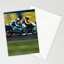 ready for the takeover Stationery Cards