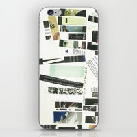 library iPhone & iPod Skins featuring library by Willy Ollero