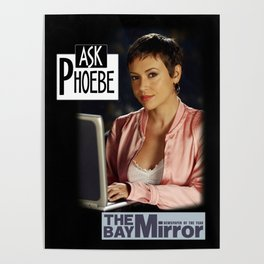 The Bay Mirror Poster Poster