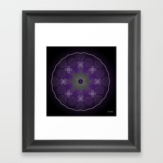 Fleuron Composition No. 227 Framed Art Print