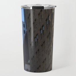 Chrysler Building, New York City. Travel Mug