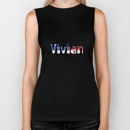 Vivian Biker Tank