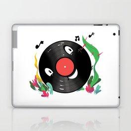Vinyl Guy Laptop & iPad Skin