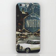 666 miles north iPhone & iPod Skin