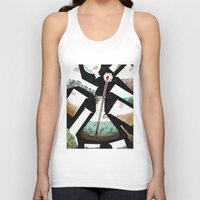science Tank Tops featuring Science! by Joe Lillington