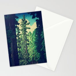 Under the cover of Yanakaden Stationery Cards
