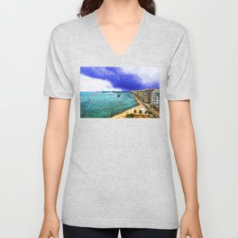 Thessaloniki 3 Unisex V-Neck