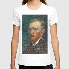 Vincent van Gogh - Self-Portrait, 1887 T-shirt