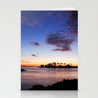 san diego Stationery Cards featuring San Diego  by Ruthie Aviles