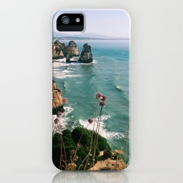 Algarve coast iPhone Case