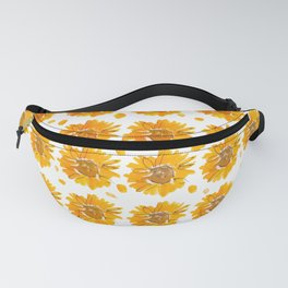 Sunny Sunflowers Fanny Pack