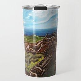 EL TRONCO EN LA CIMA Travel Mug