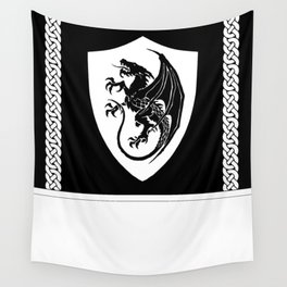 Way of the Dragon Wall Tapestry