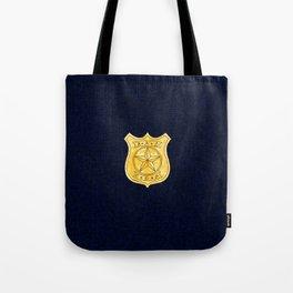 Bad Cop Tote Bag