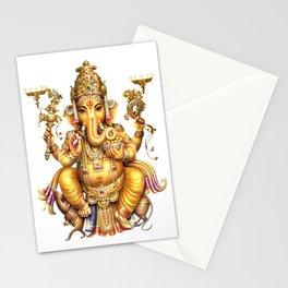 Ganesha - Hindu Stationery Cards