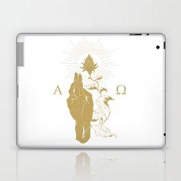 Alpha and Omega Laptop & iPad Skin