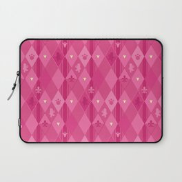 Pink Lily Bears Laptop Sleeve