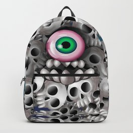 Skull Monster Backpack