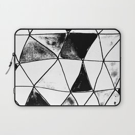 Vitro black and white Laptop Sleeve