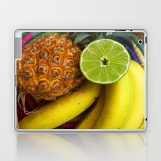 Banana Pineapple Lime Laptop & iPad Skin
