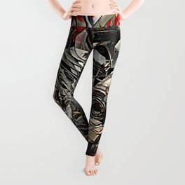 Collection of Cameras Leggings
